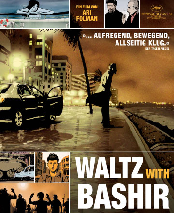 Poster Waltz with Bashir